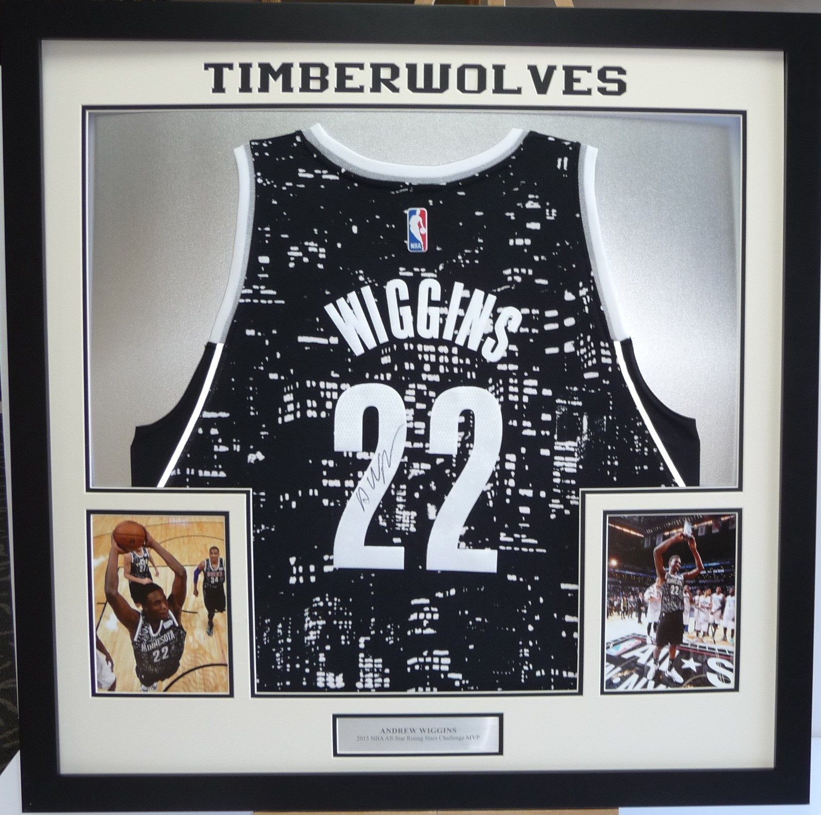 Andrew Wiggins Jersey 1