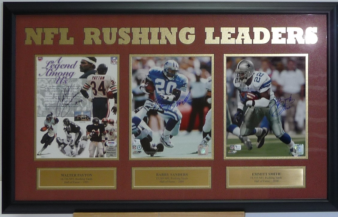 Rushing Legends