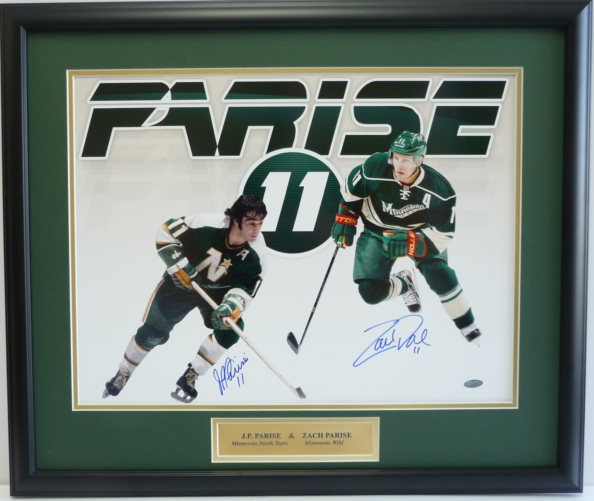 Zach and J.P.Parise